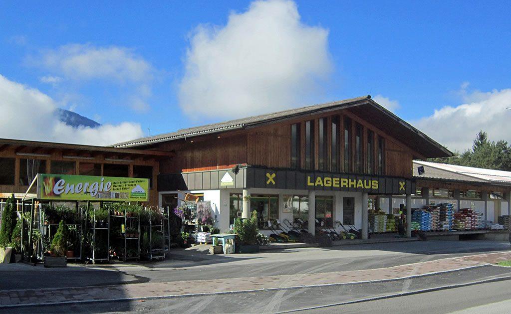 Mein Monat schreibt - Lagerhaus Mieming großzügig erweitert, Foto: Lagerhaus Mieminger Plateau, Mieming