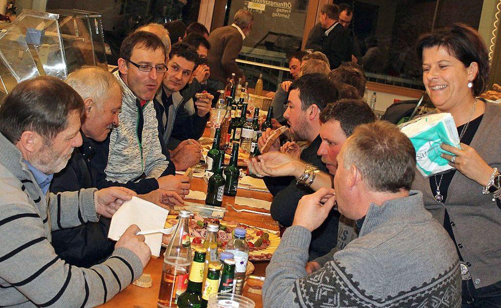 Bauernabend am 5. Feber 2013, Foto: Knut Kuckel