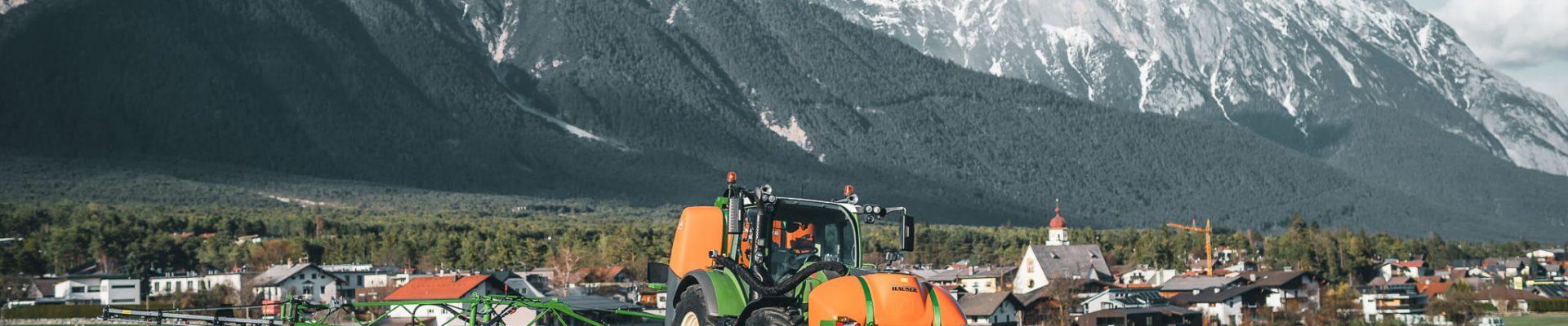 Das Lagerhaus ist Ihr Partner am Mieminger Plateau. (Foto: Forstwirtschaft Ziimmermann, Wildermieming)