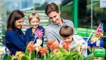 Das Lagerhaus in Mieming unterstützt Sie bei Ihren Gartenplänen.